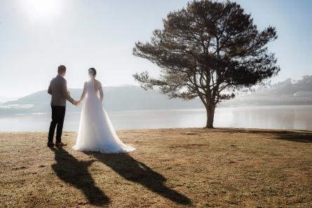 Chụp ảnh cưới mùa hè như thế nào để có bộ ảnh cưới đẹp