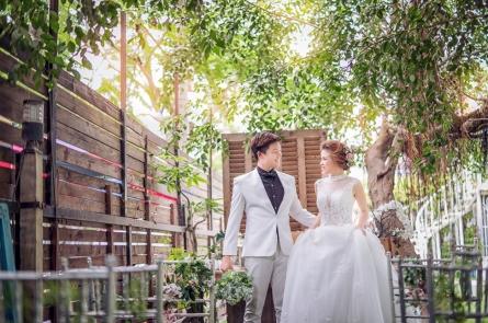 Endee Graden - giải pháp album cưới tiết kiệm thời gian