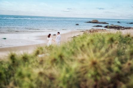 """Vì sao nên chọn Hồ Cốc là nơi thõa mãn cảm xúc """"thăng hoa"""" để tạo nên bộ ảnh cưới tuyệt vời"""