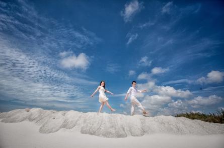 5 địa điểm chụp  ảnh cưới đẹp nhất Hồ Cốc bạn không nên bỏ lỡ