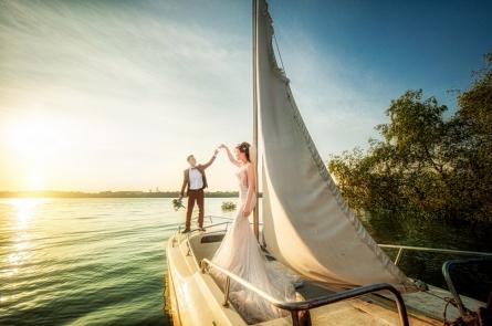 Gợi ý địa điểm chụp ảnh cưới đẹp mùa hè 2020