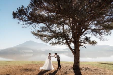 8 địa điểm chụp ảnh cưới Đà Lạt đẹp nhất mà cô dâu chú rể không nên bỏ qua