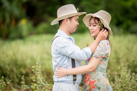 Album ảnh cưới biển Hồ Cốc