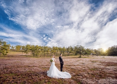 chụp ảnh cưới trọn gói Đà Lạt