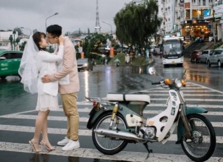 Chụp ảnh cưới đẹp hàn Quốc - style Độc lạ