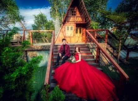 3 phim trường chụp ảnh cưới đẹp nhất tại tphcm
