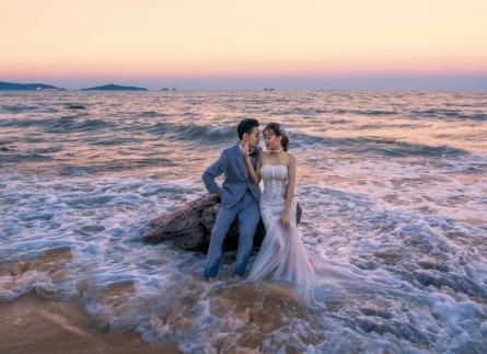 Chụp ảnh cưới ở biển nào tốt nhất