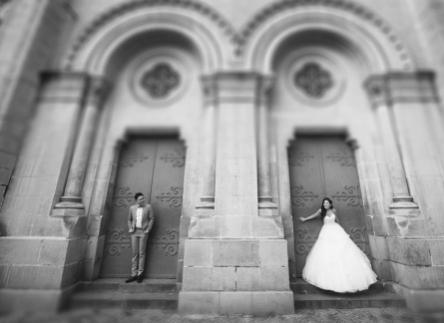30 điểm chụp hình cưới đẹp trọn gói giá rẻ tại tphcm