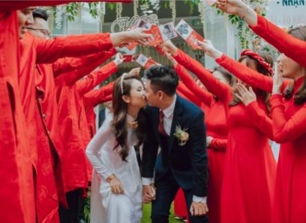 Tại sao phải chụp ảnh cưới?