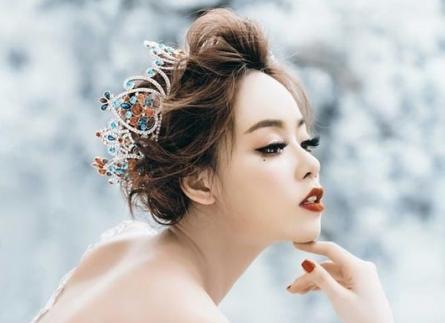 Xu hướng trang điểm cô dâu đẹp trẻ trung quyến rũ