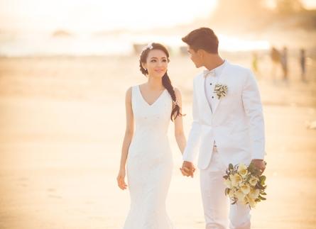 Chụp ảnh cưới ngoại cảnh Phan Thiết