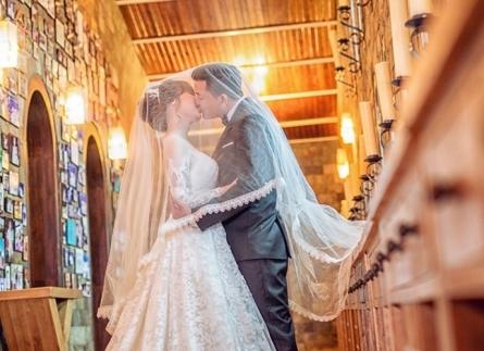 Ngoại cảnh cưới trọn gói phim trường Long island